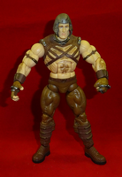 Marvel Legends 'Blob' Series: X3 Juggernaut - Complete Loose Action Figure